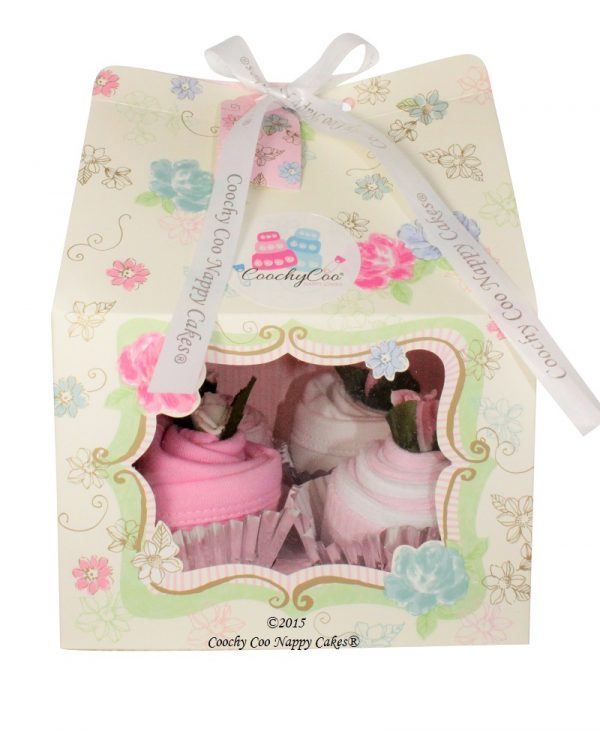 baby girl vintage tea party bsby shower gift